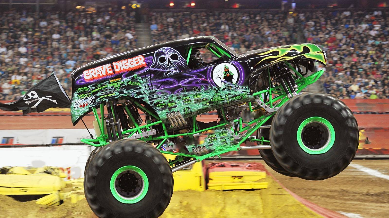 Monster Jam (Rescheduled from 3/14, 7/25)