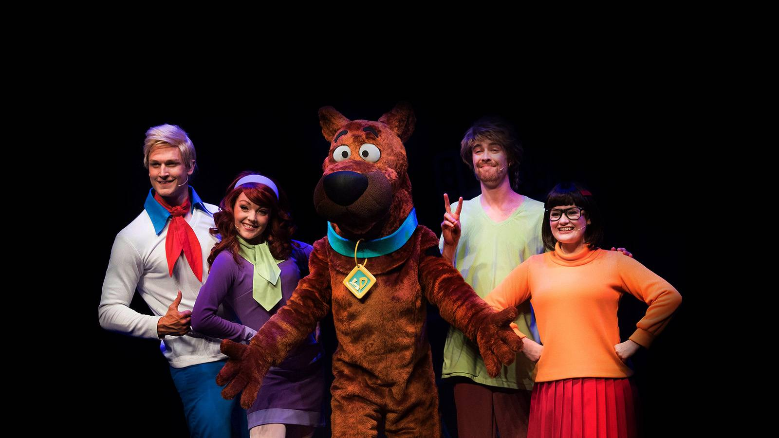 Scooby-Doo Live! Musical Mysteries (Rescheduled from 3/21)