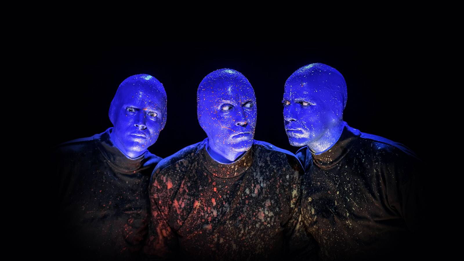 Blue Man Group (Rescheduled from 5/2/2020)