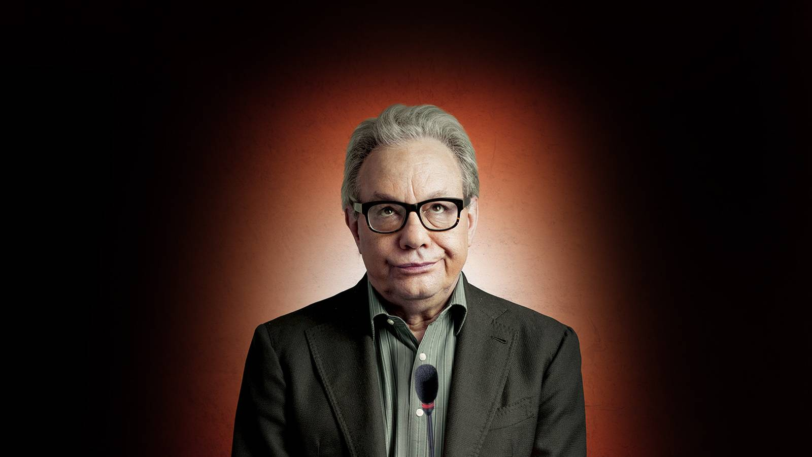 Lewis Black (Rescheduled from 5/2)