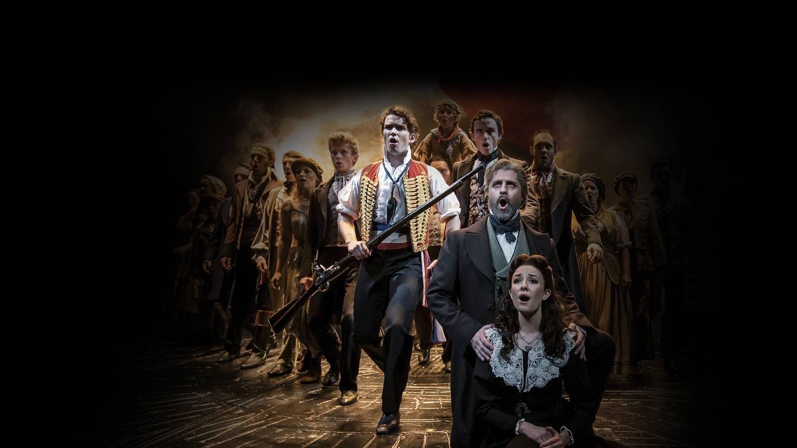 Les Miserables (Rescheduled from 3/17/2020)
