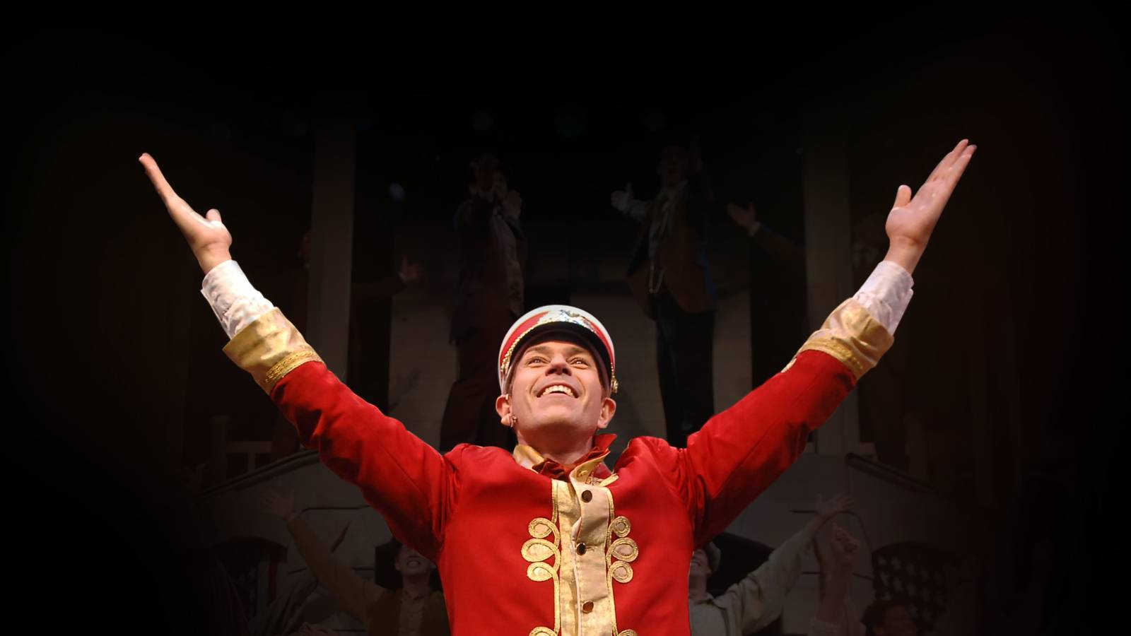 The Music Man (Preview)