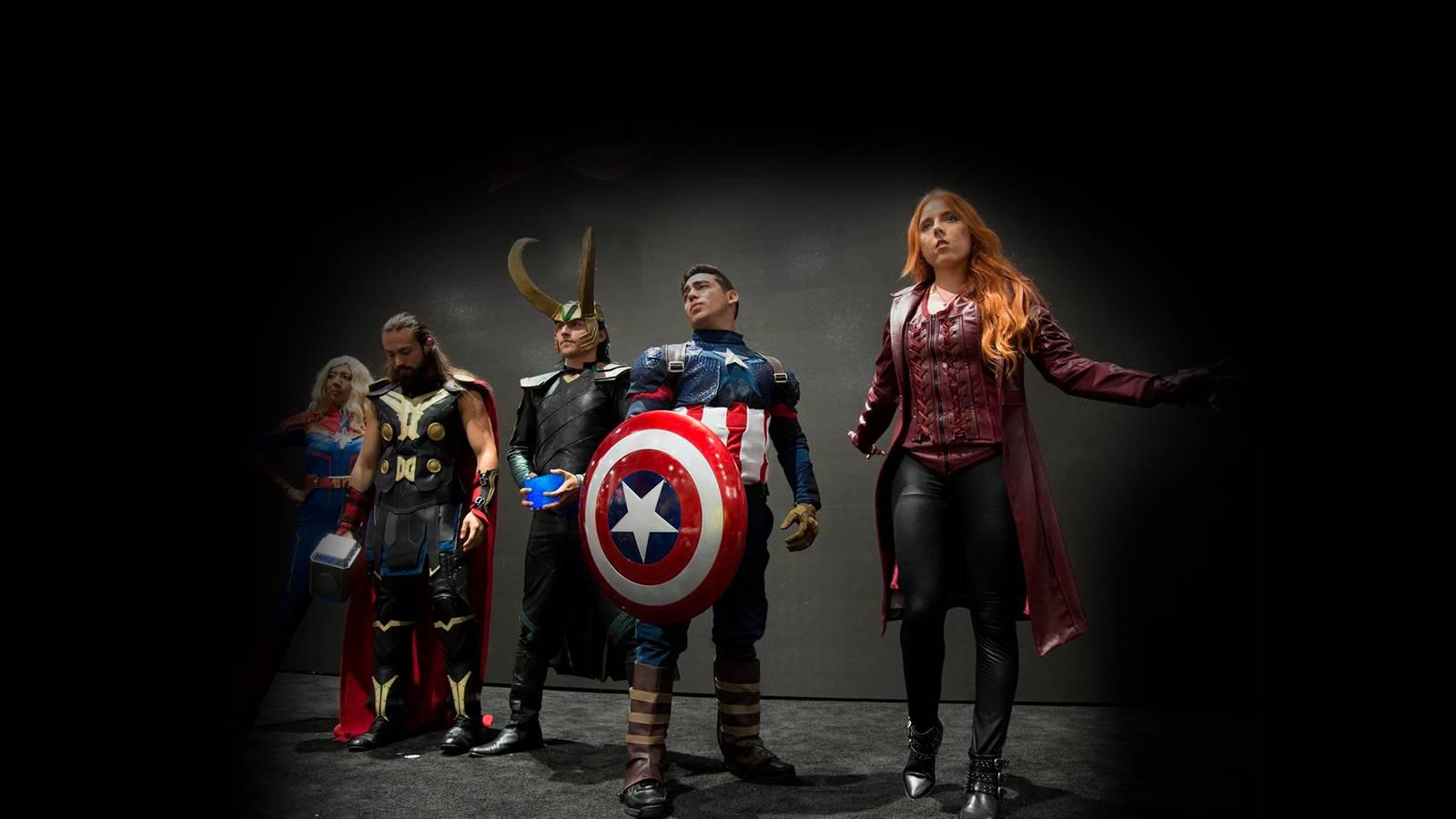 Mississippi Comic Con - Saturday