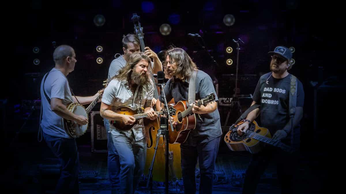 Greensky Bluegrass (Rescheduled from 9/19/2020)