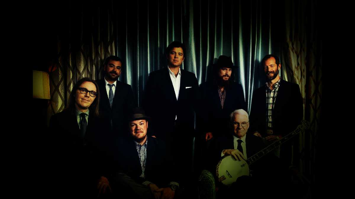 Steep Canyon Rangers (Rescheduled from 9/2/2020, 1/30/2021)