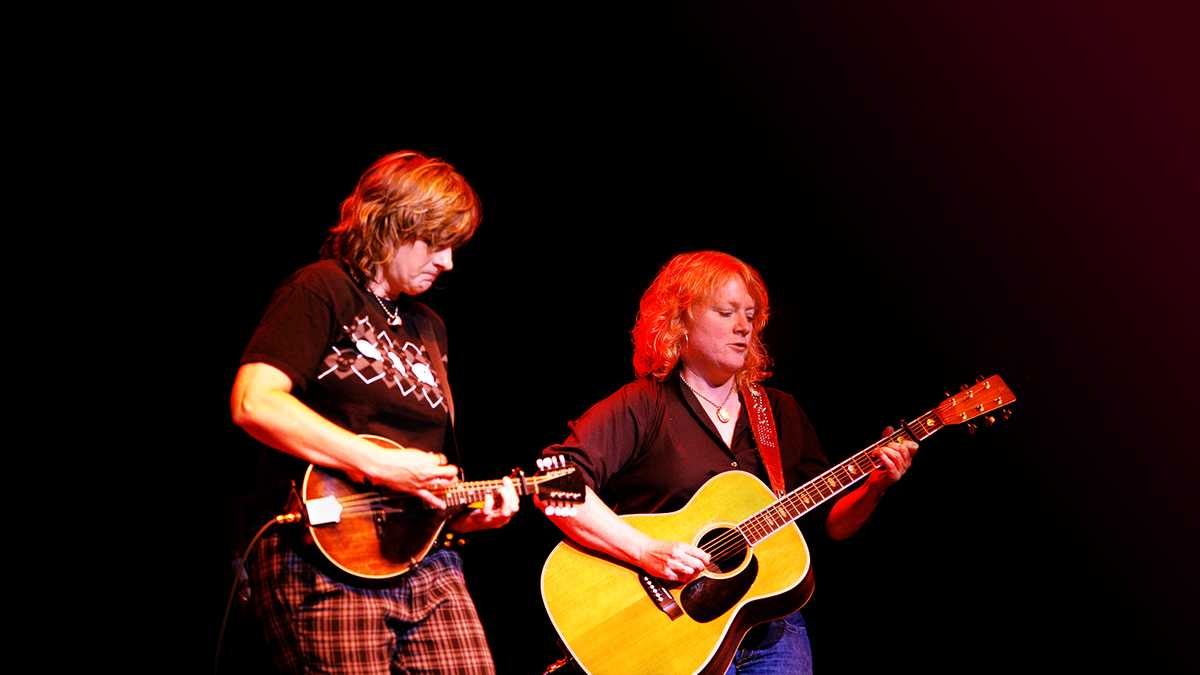 Indigo Girls (Rescheduled from 3/22/2020, 9/29/2020, 4/22/2021)