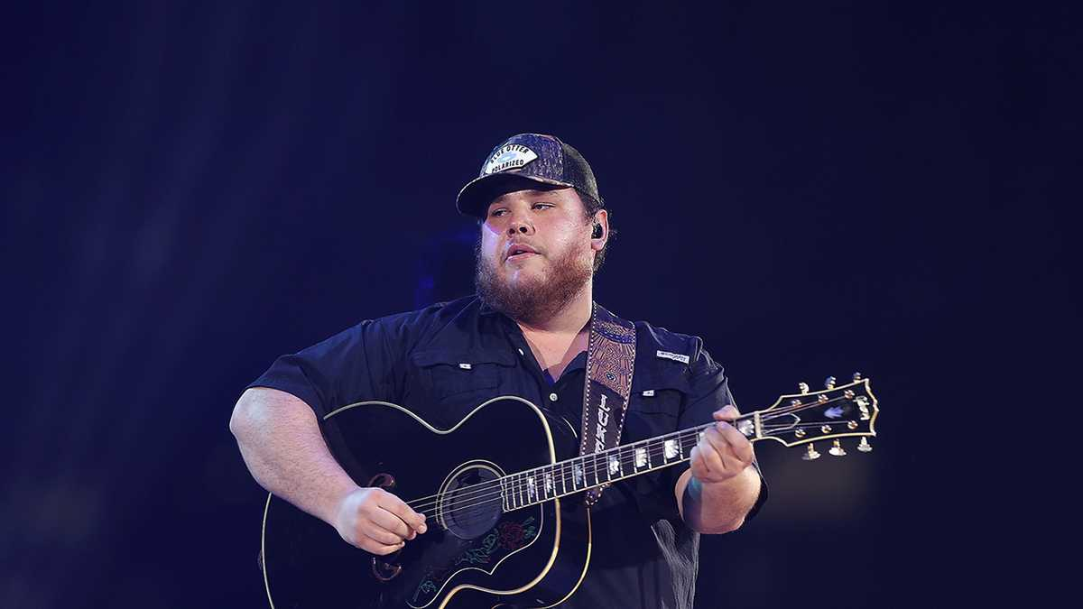 Luke Combs (Rescheduled from 10/2/2020)
