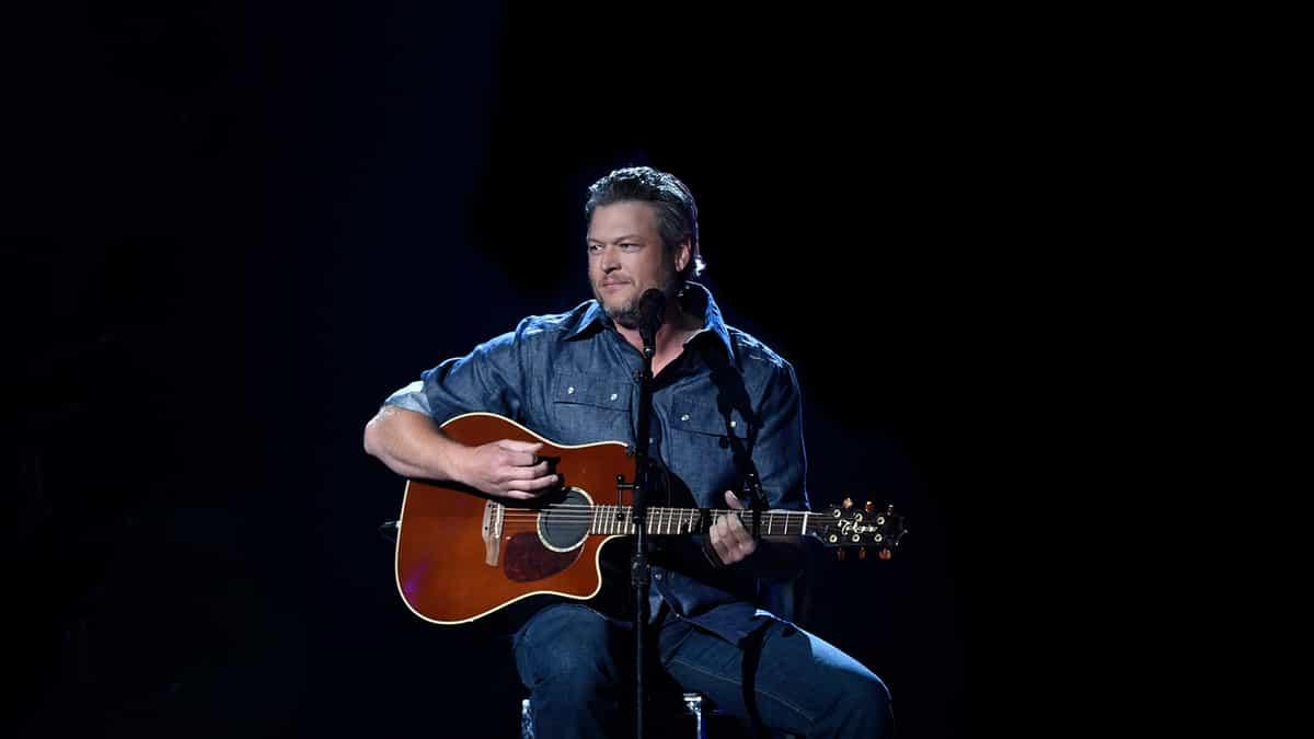 Blake Shelton (Rescheduled from 3/20/2020)