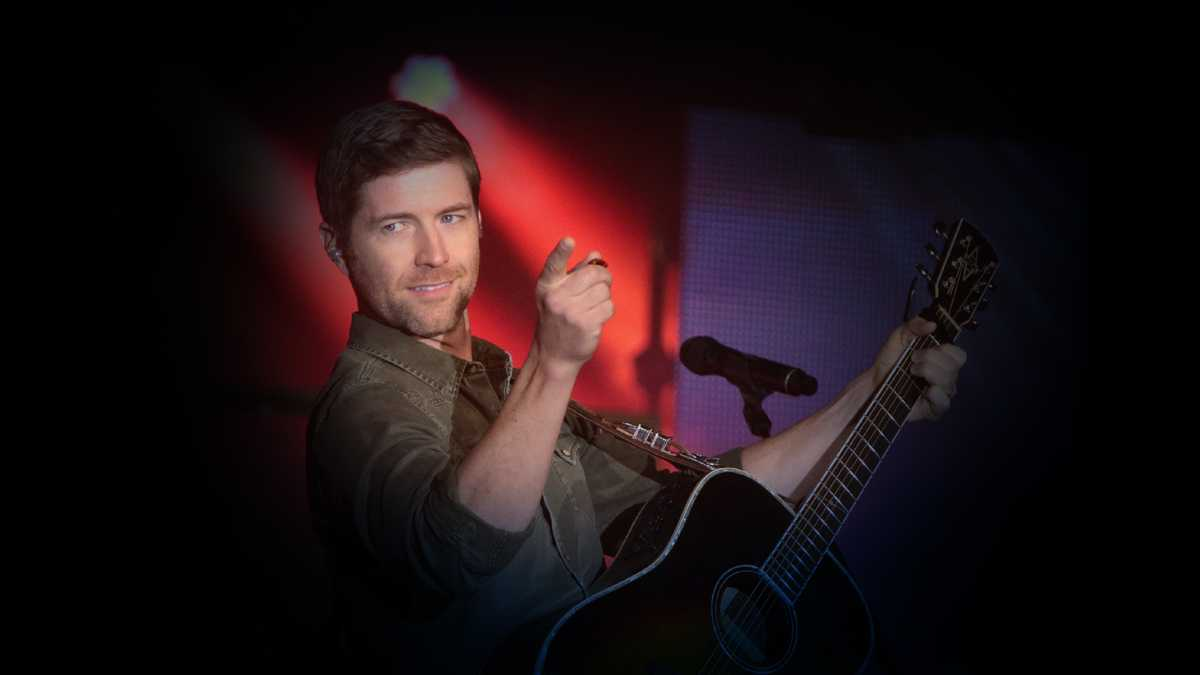 Josh Turner (Rescheduled from 2/6)