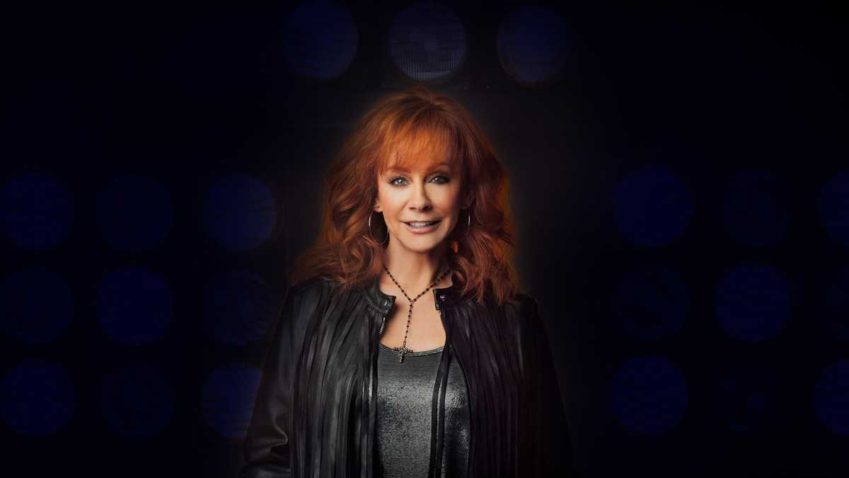 Reba McEntire (Rescheduled from 5/2/2020, 7/10/2020, 7/22/2021)