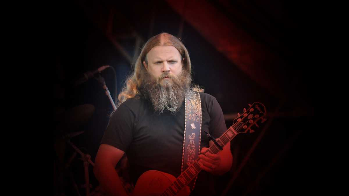 Jamey Johnson (Rescheduled from 5/6/2020, 10/22/2020)