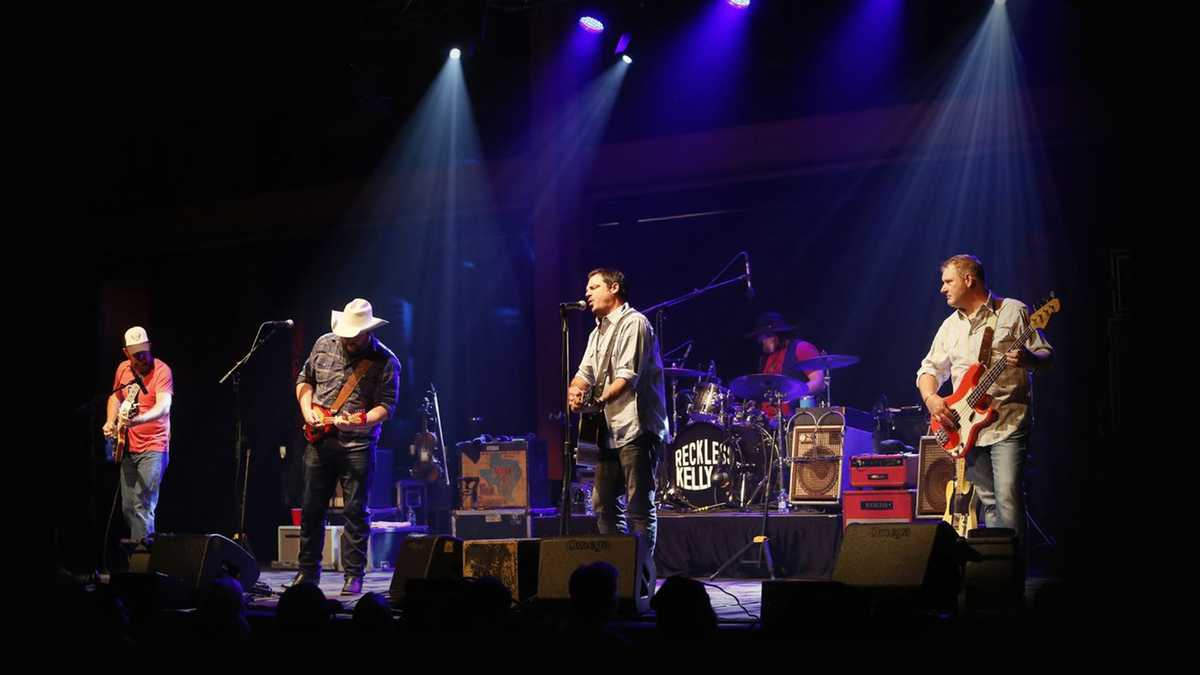 Reckless Kelly (Rescheduled from 3/19)
