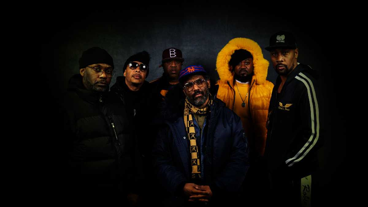 Wu Tang Clan (Rescheduled from 5/7/2020, 10/23/2020)