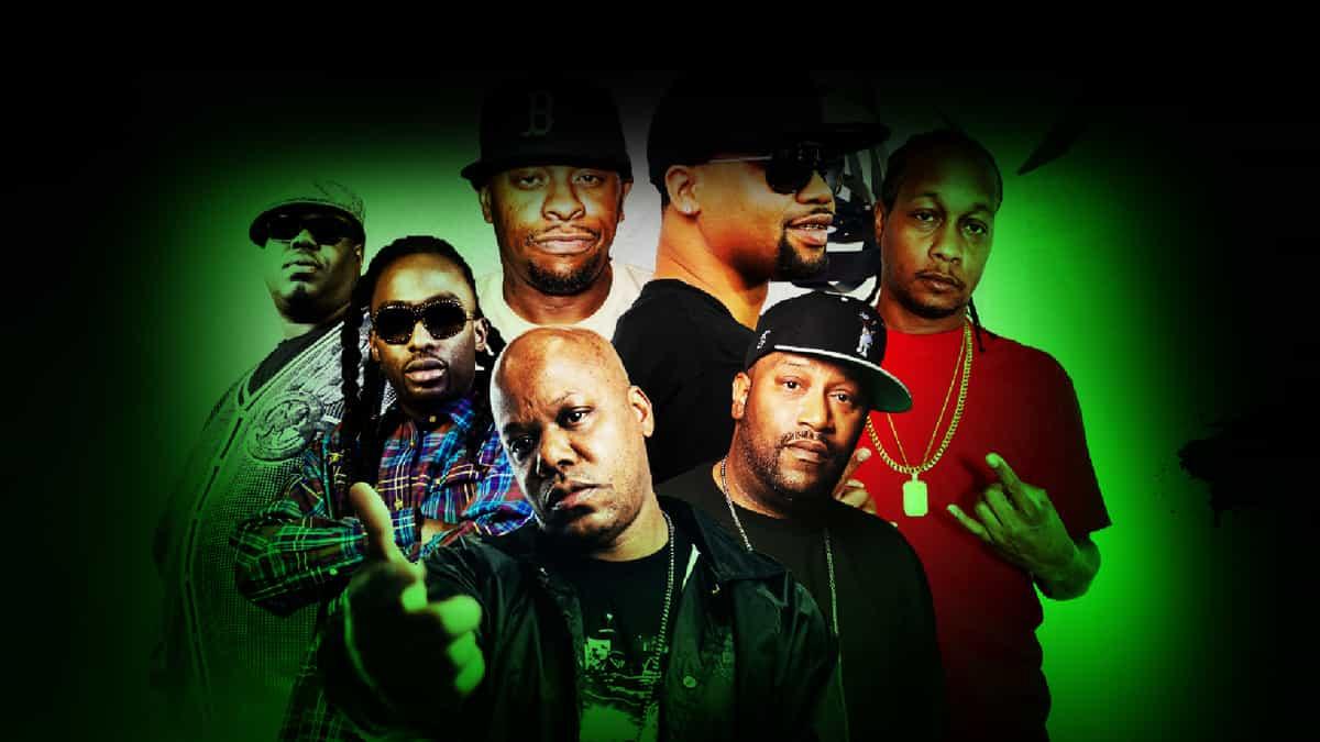Legends of Hip Hop (Rescheduled from 4/17/2020, 11/7/2020)