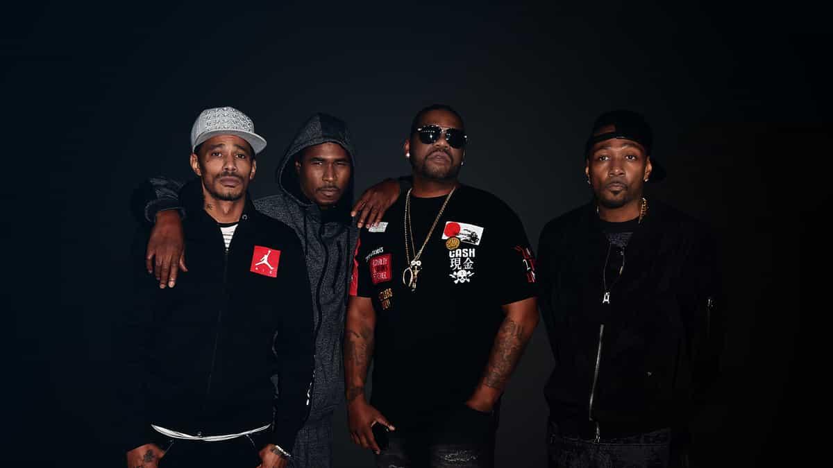 Bone Thugs N Harmony (Rescheduled from 8/14/2020)