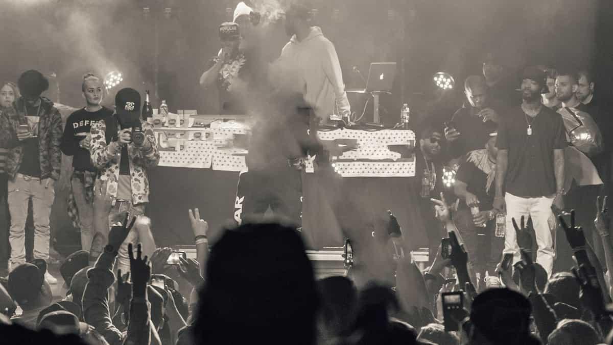 Lyrical Lemonade Summer Smash - Friday (ASAP Rocky)