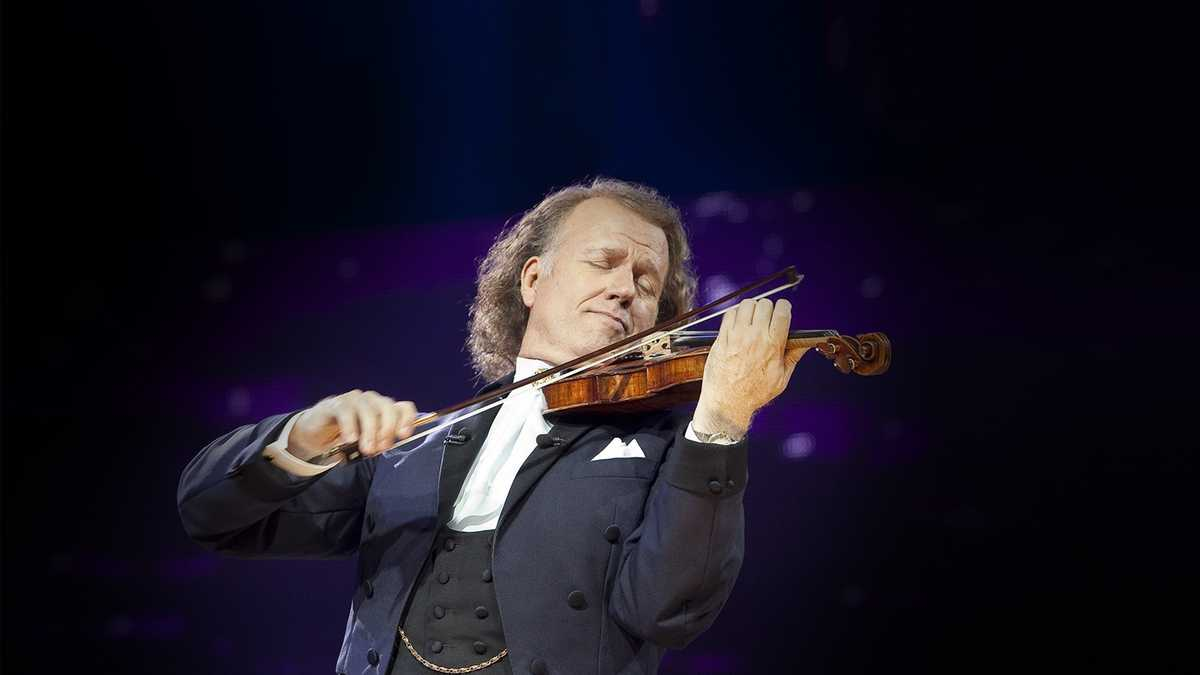 Andre Rieu (Rescheduled from 3/13/20, 3/5/2021)