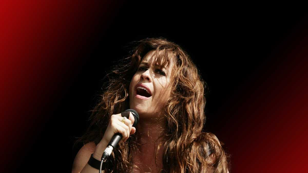 Alanis Morissette (Rescheduled from 7/18/2020)