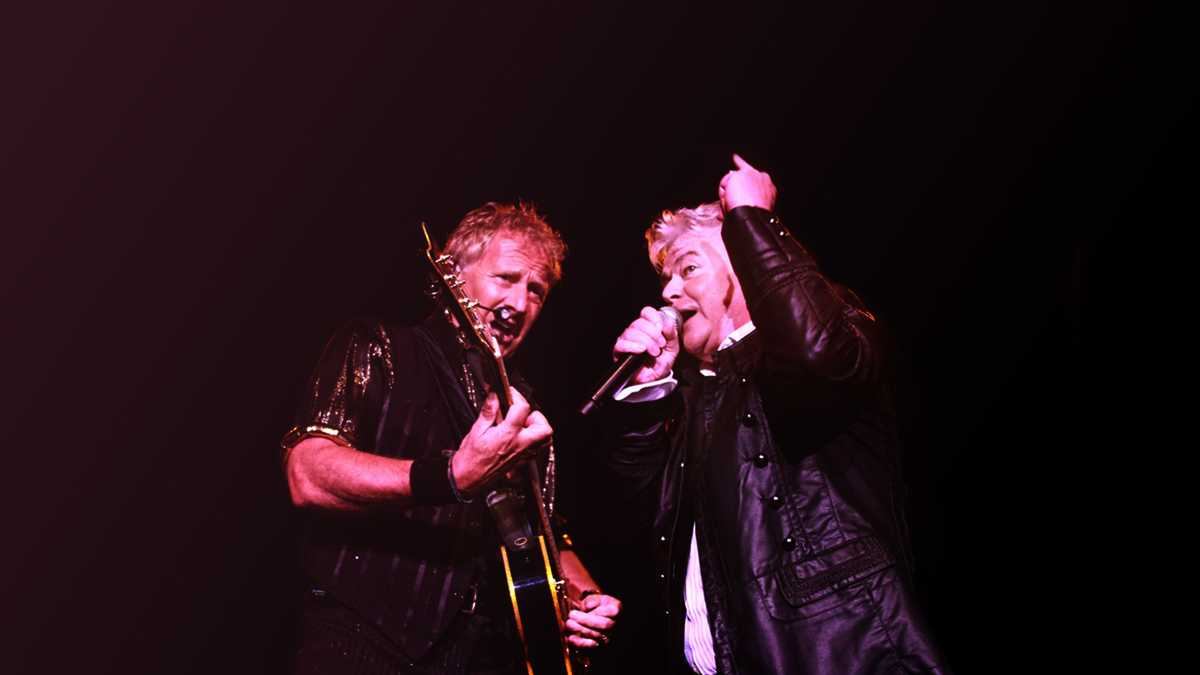 Air Supply (Rescheduled from 3/20/2020, 6/20/2020, 10/16/2020, 2/6/2021)