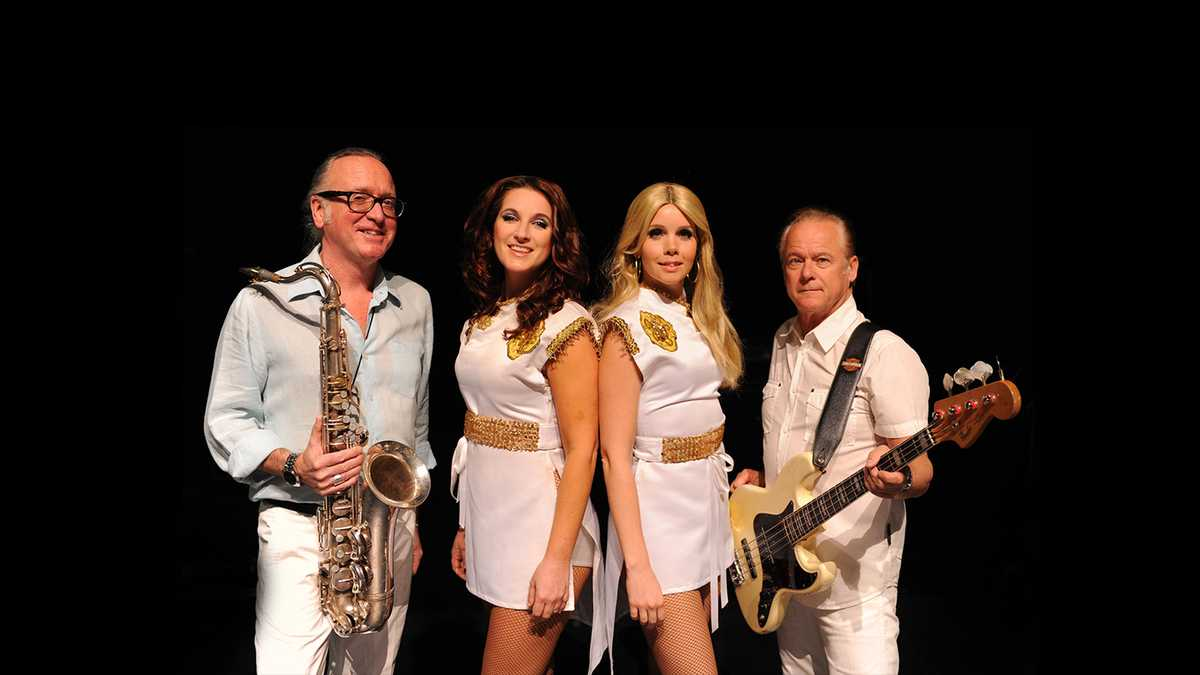ABBA The Concert - ABBA Tribute (Rescheduled from 3/7/2021, 7/25/2021)
