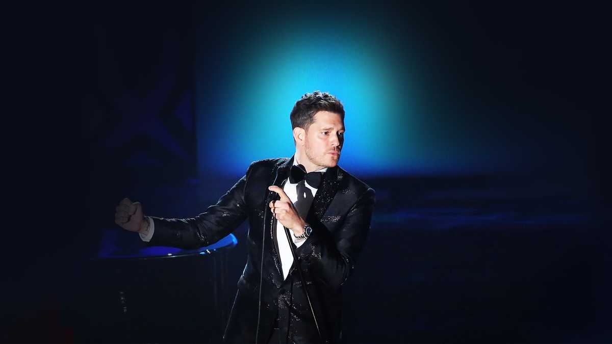 Michael Buble (Rescheduled from 5/9/2020, 2/12/2021)