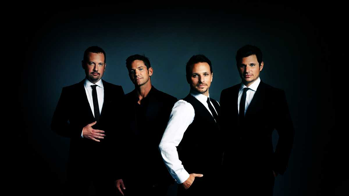 98 Degrees (21+ Event) (Rescheduled from 2/13)