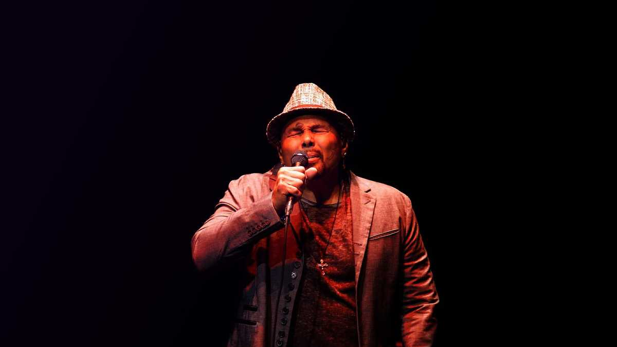 Aaron Neville (Rescheduled from 9/11/2020)