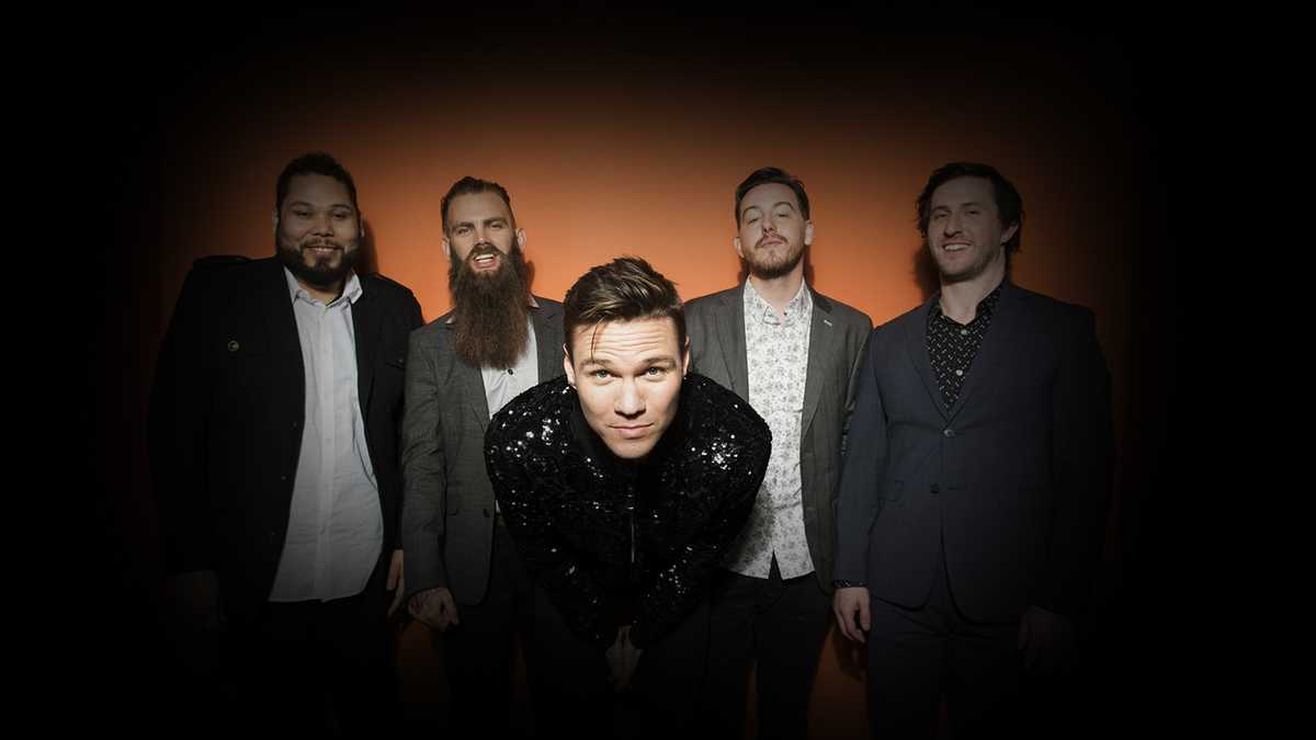 Dance Gavin Dance (Rescheduled from 3/20/2020, 8/16/2020, 3/19/2021)
