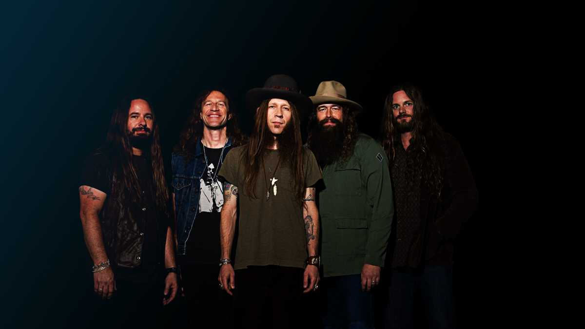 Blackberry Smoke (Rescheduled from 5/8/2020, 9/18/2020)
