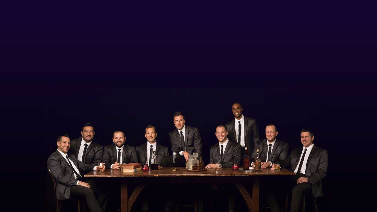 Straight No Chaser (Rescheduled from 4/10/2020, 9/17/2020)