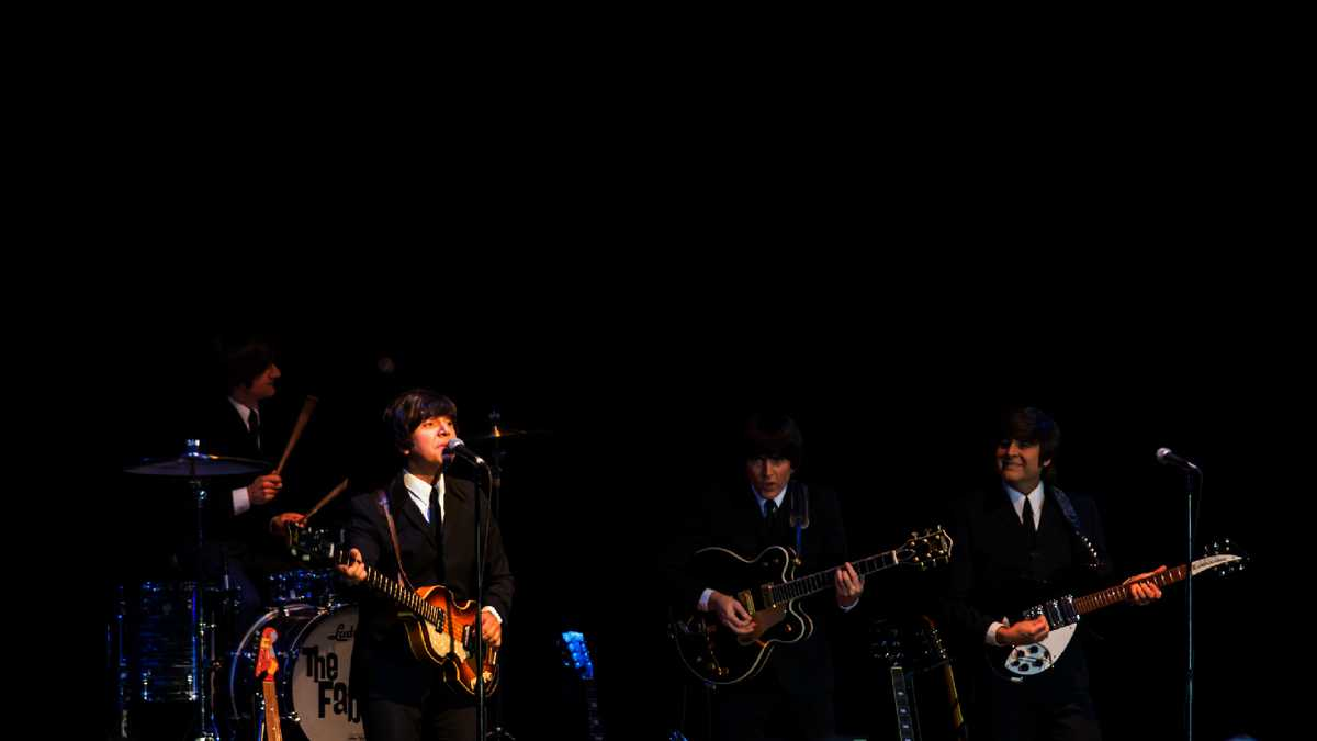 The Fab Four - The Ultimate Beatles Tribute (Rescheduled from 6/26/2020, 6/24/2021)