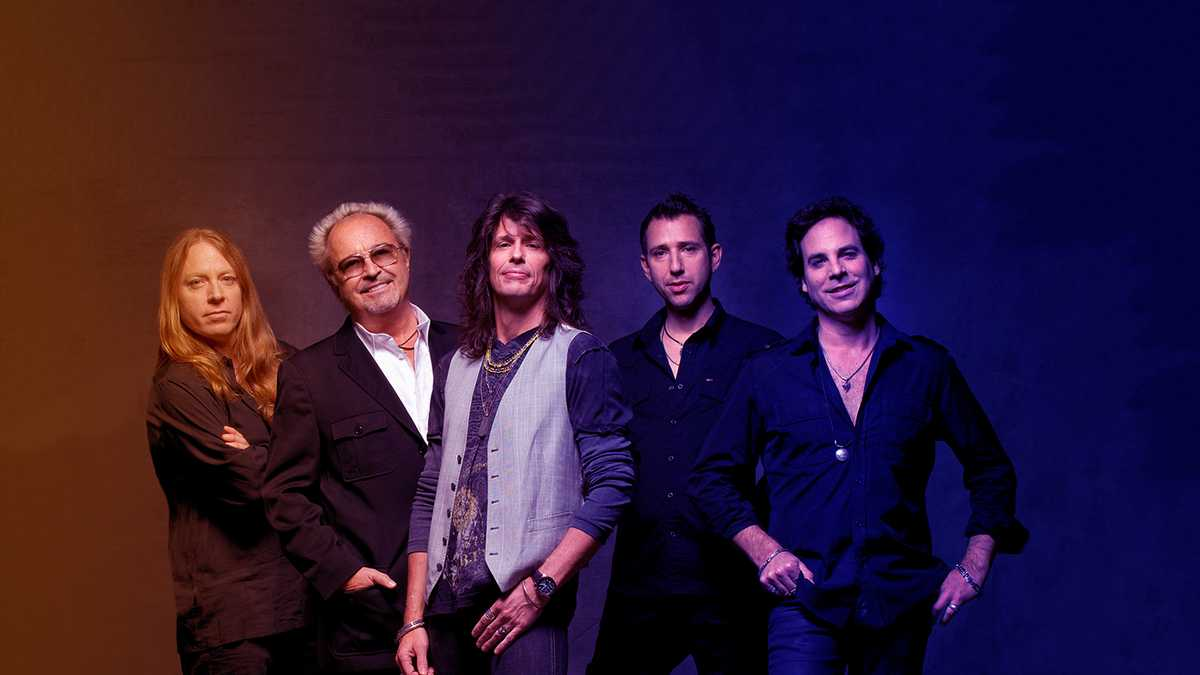 Foreigner (Rescheduled from 3/16/2020, 10/16/2020)