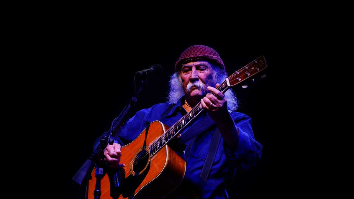David Crosby (Rescheduled from 5/19/2020, 9/13/2020)