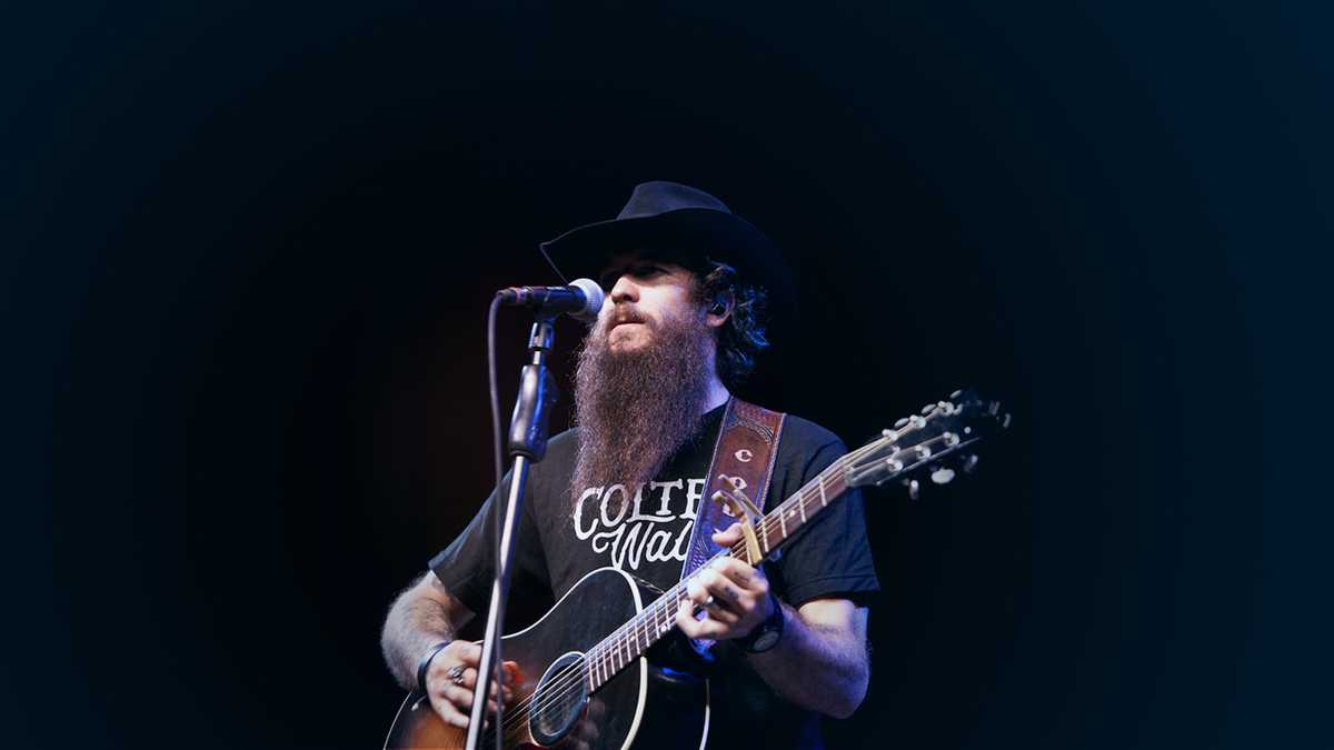 Cody Jinks (Rescheduled from 3/20/2020, 6/12/2020, 1/30/2021)