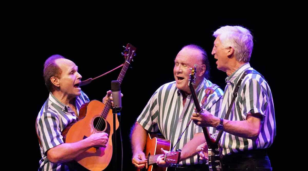 Kingston Trio (Rescheduled from 8/12/2020)