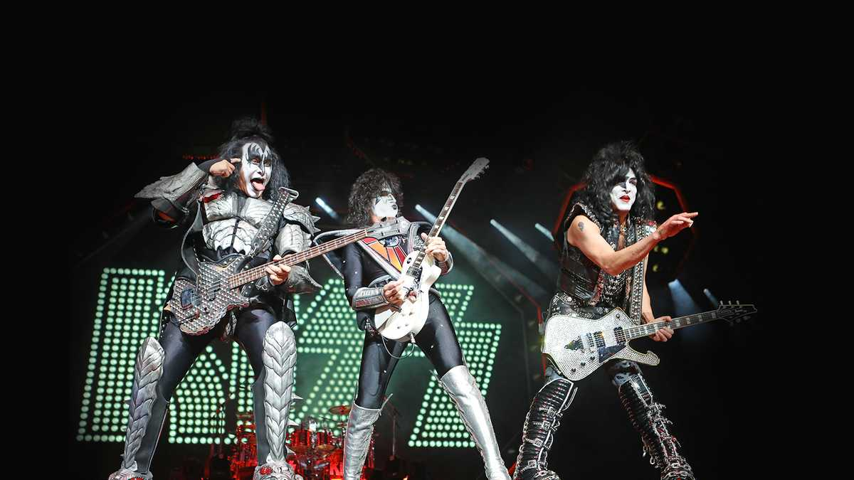 KISS (Rescheduled from 9/20/2020)
