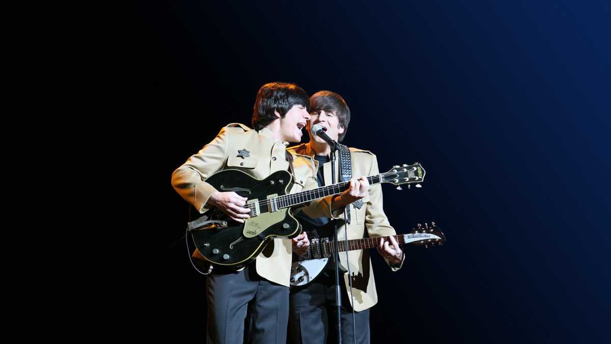 Rain - A Tribute to The Beatles (Rescheduled from 4/29/2020, 4/13/2021)