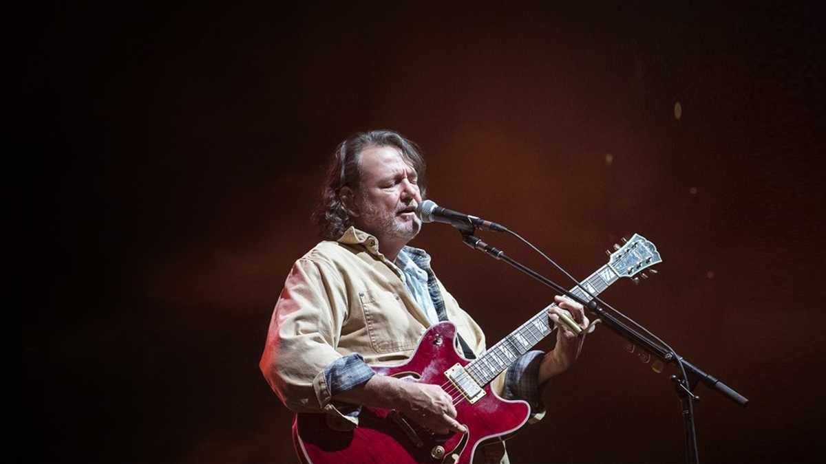 Widespread Panic (Rescheduled from 6/6/2020, 7/25/2020, 1/23/2021, 5/29/2021)