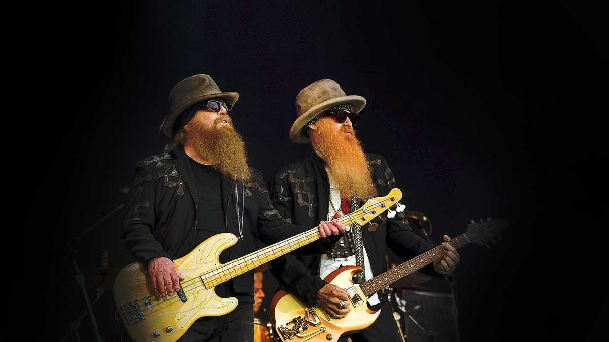 ZZ Top with Cheap Trick (Rescheduled from 5/6/2020, 4/28/2021)