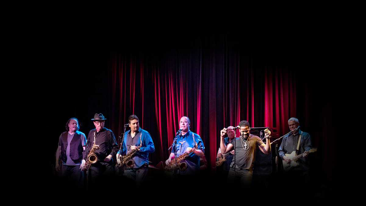 Tower of Power (Rescheduled from 4/1/2021, 8/9/2021)