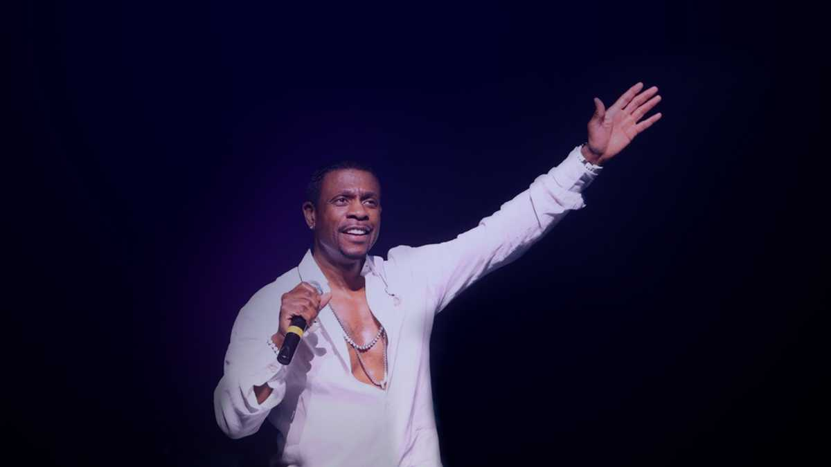 Keith Sweat (Rescheduled from 9/5/2020)