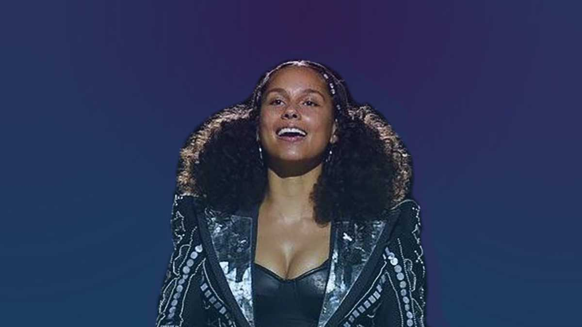 Alicia Keys (Rescheduled from 8/13/2020)