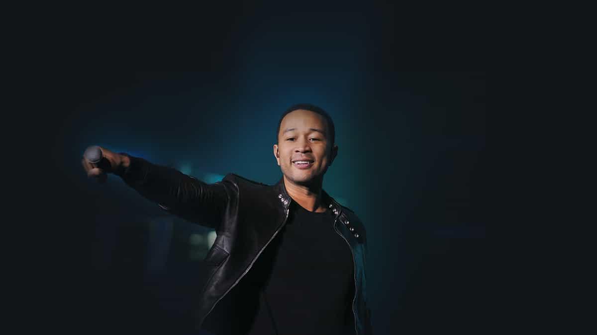 John Legend (Rescheduled from 8/18/2020)