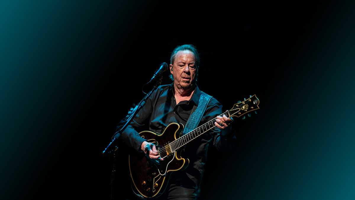 Boz Scaggs (Rescheduled from 5/26/2020)