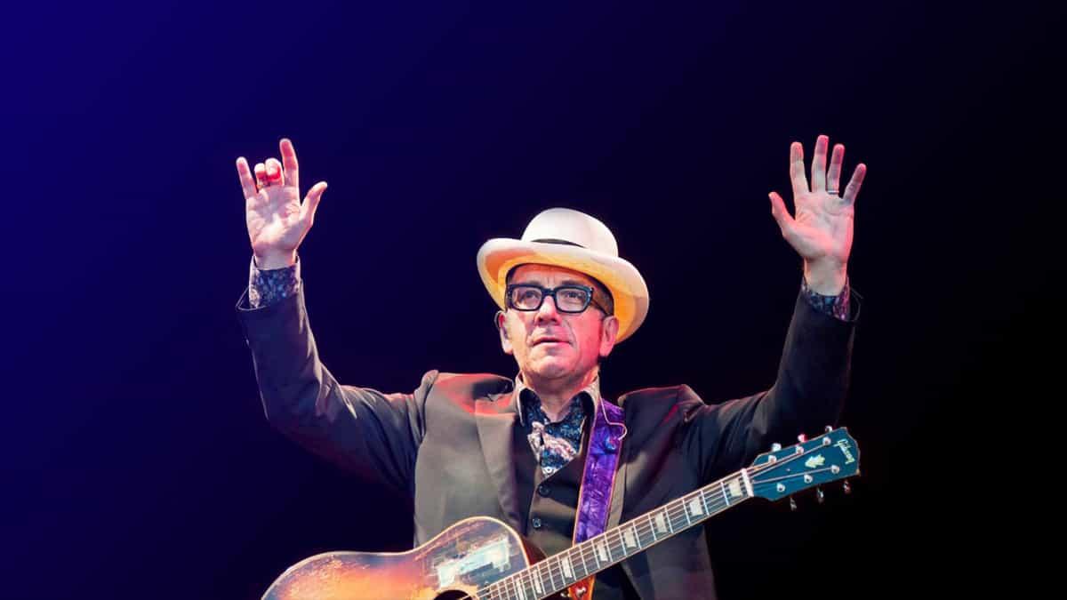 Elvis Costello (Rescheduled from 6/10/2020)