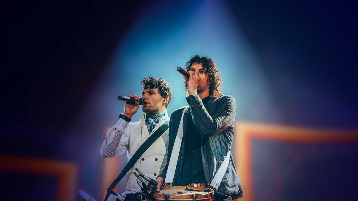 For King And Country (Rescheduled from 4/18/2020, 6/19/2020, 9/27/2020, 5/21/2021)