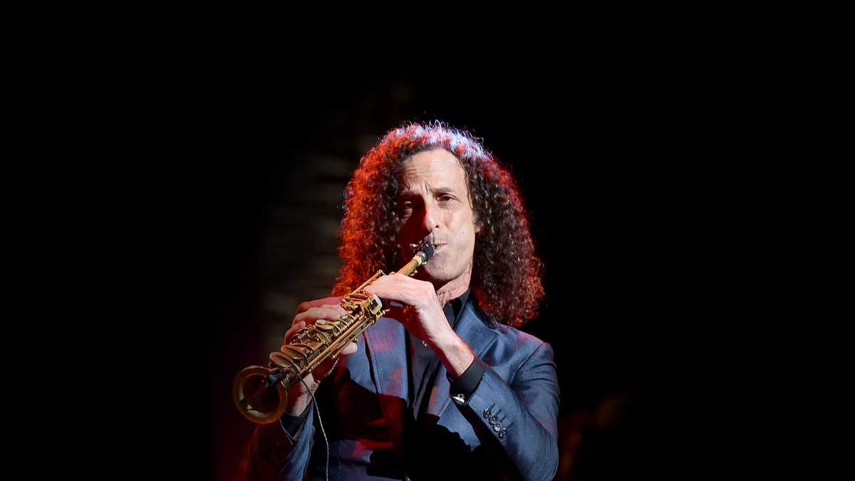 Kenny G (Rescheduled from 3/13/2020, 3/23/2021)