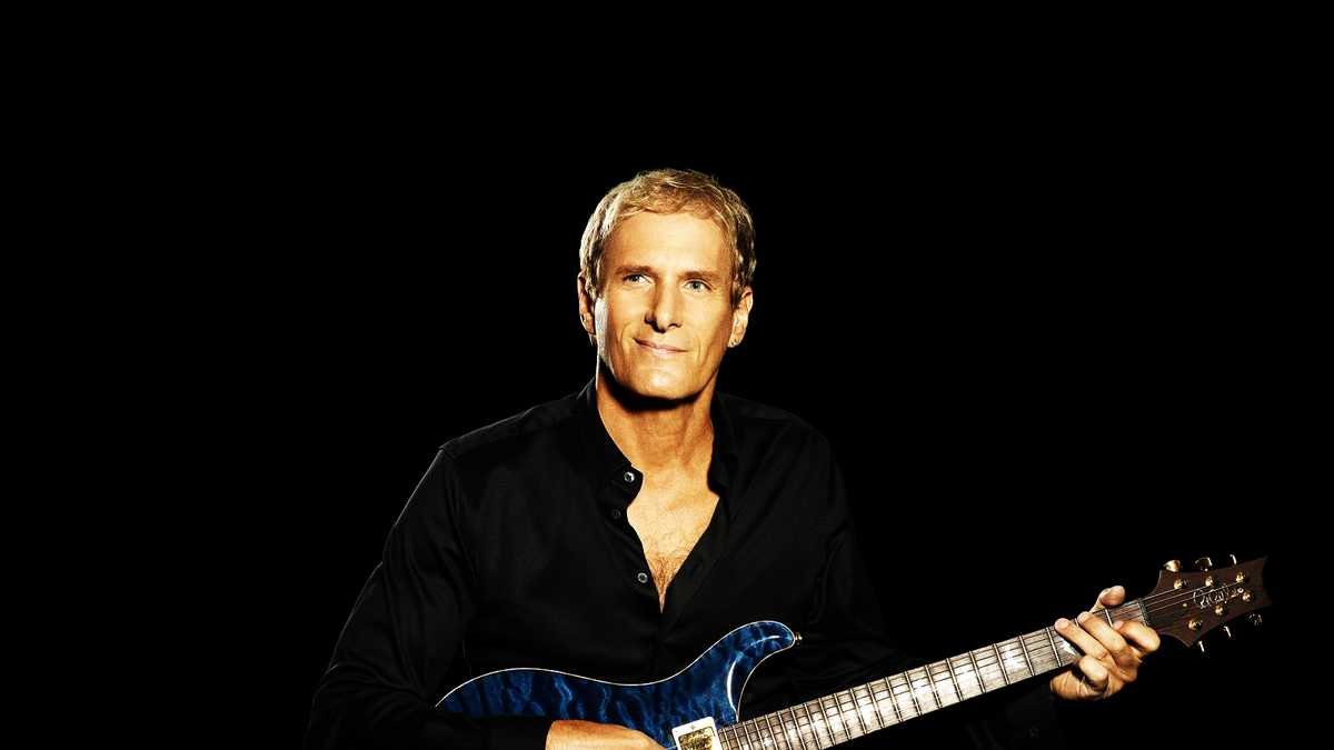 Michael Bolton (Rescheduled from 8/21/2020, 6/25/2021)