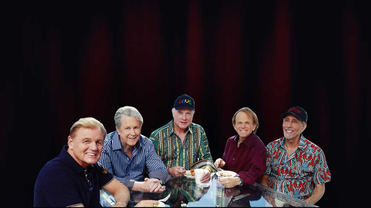 The Beach Boys (Rescheduled from 8/28/2020)