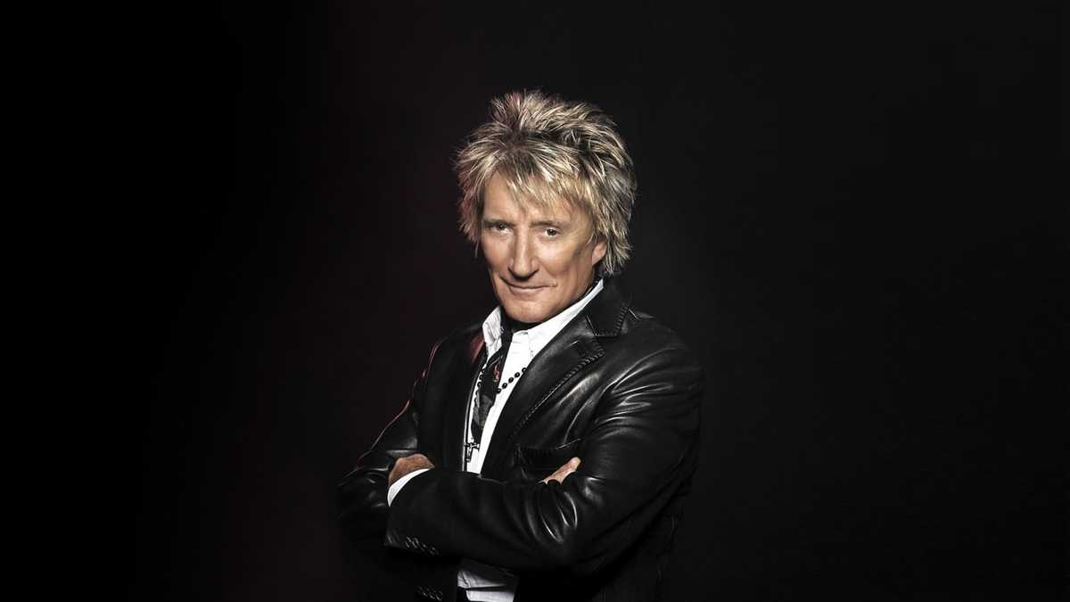 Rod Stewart (Rescheduled from 9/4/2020)